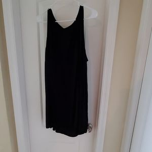 Black Tank Top Tunic